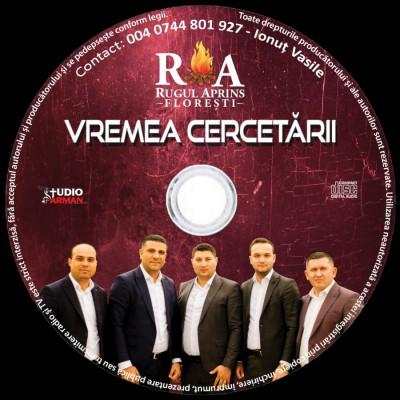 Rugul Aprins Florești - Vremea Cercetării (2019)