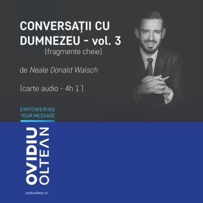 OviOltean - Conversatii cu Dumnezeu Vol. 3 (2018)