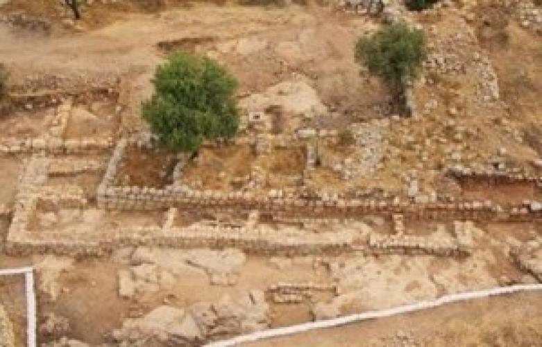Arheologii au descoperit palatul regelui David