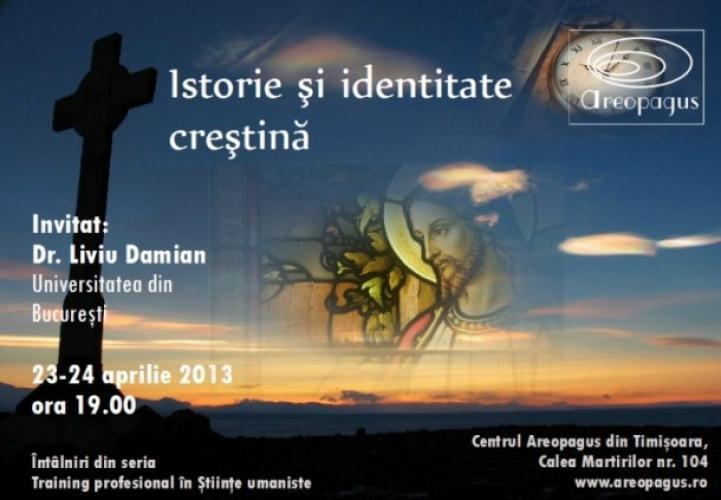 Istorie și identitate creștină cu Liviu Damian la Timișoara
