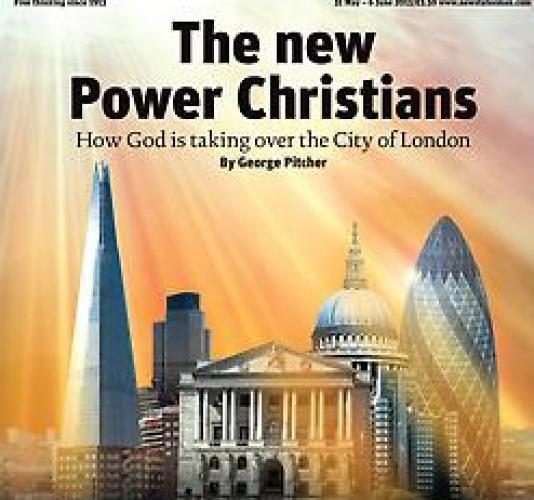 Creștinismul în ascensiune în Londra
