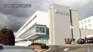 Spitalul mobil va îngriji pacienții cu COVID-19 în vestul Carolinei de Nord | AO NEWS