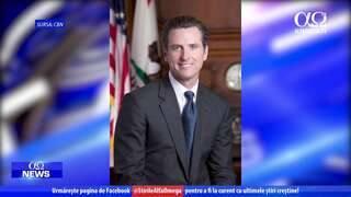 Guvernatorul Californiei interzice studiile biblice | AO NEWS
