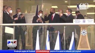 O ambasadă nouă la Ierusalim