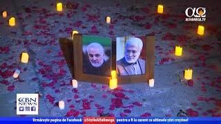 Iranul jură răzbunare pentru uciderea generalul Qassem Soleimani