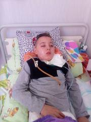 Libraria Crestina Maranatha a donat 3.000 Euro pentru un baietel aflat in coma vegetativa