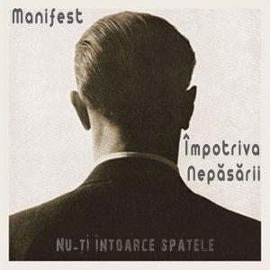 Manifest Impotriva Nepasarii