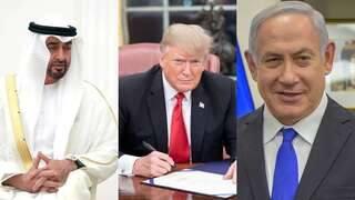 Moment istoric: Israelul a semnat acorduri de pace cu Emiratele Arabe Unite și Bahrain