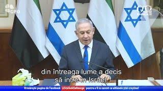 La curent cu Orientul Mijlociu  Știri de la TV7 | 14 octombrie 2020
