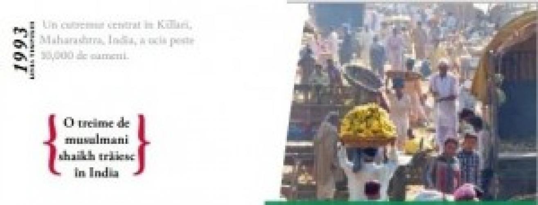 Ziua 11 (19 iulie): Musulmanii shaikh vorbitori de limba konkani din India