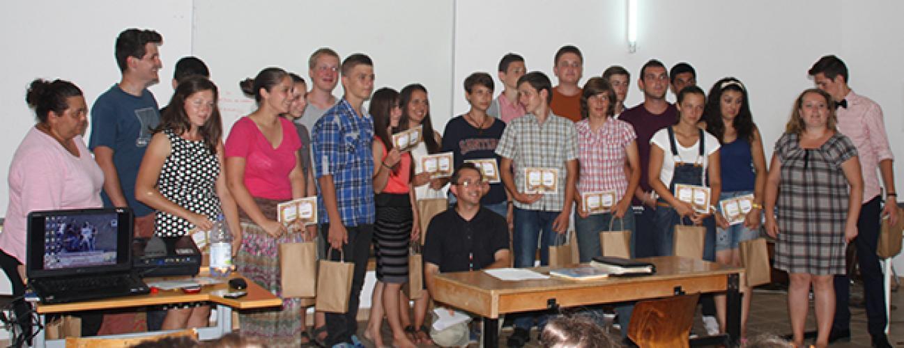 Olimpiada Biblică a tinerilor, Tulcea
