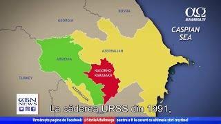 Războiul dintre Armenia și Azerbaidjan s-a încheiat deocamdată | Știre Alfa Omega TV