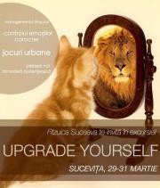 """UPGRADE YOURSELF"" – Fitzuica Suceava"