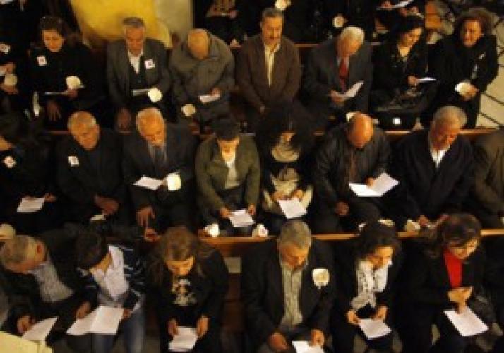 12 săptămâni de rugăciune pentru Siria