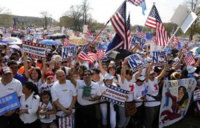 SUA: 8 din 10 imigranți ilegali sunt creștini