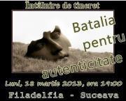 """""""Bătălia pentru autenticitate"""" – Filadelfia, Suceava"""