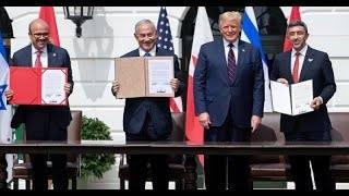 Patru națiuni arabe au făcut pace cu Israelul în 2020