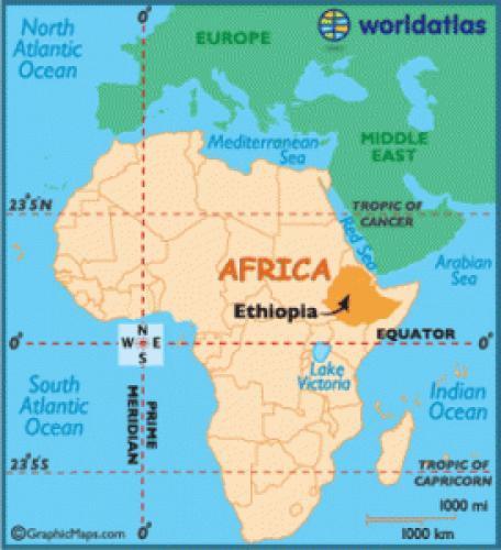 """ETIOPIA: Doi creștini arestați ilegal pentru """"crime împotriva islamului"""""""
