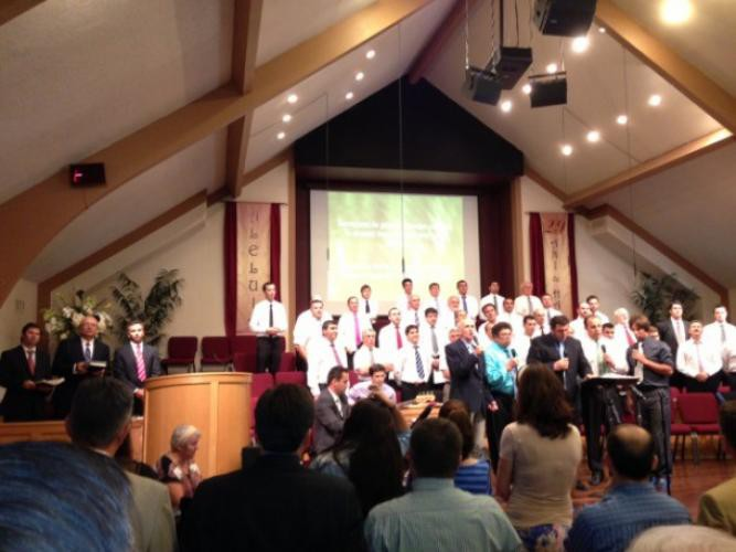 Eusebiu Rusu este noul președinte al baptiștilor romani din SUA și Canada