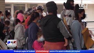 Criza migranților la granița dintre SUA și Mexic