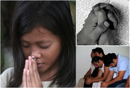 Douăzeci şi cinci de ani în rugăciune