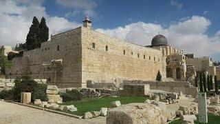 S-a descoperit un sistem unic de tunele subterane la Muntele Templului
