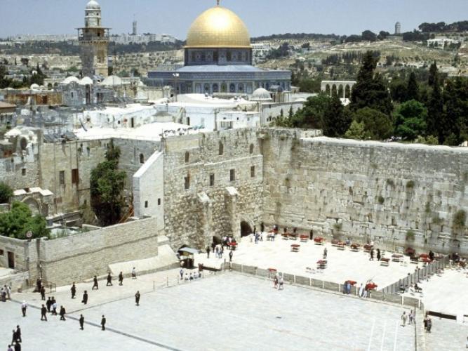 Israel, o experiență spirituală unică