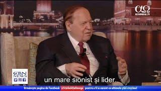 A murit Sheldon Adelson, un mare susținător al statului evreiesc