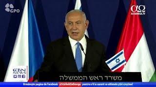 Iordania nu a permis accesul în spațiul său aerian lui Netanyahu