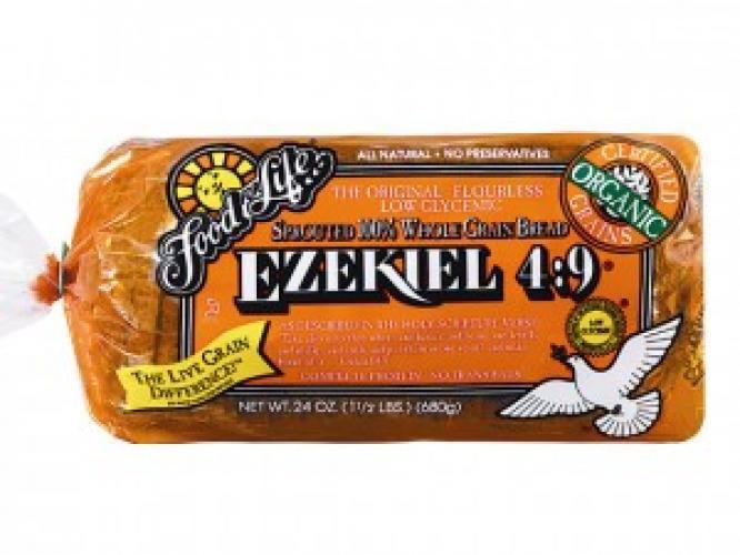 """Magazine din SUA vând pâine """"Ezechiel"""" – reţetă din cartea profetului"""