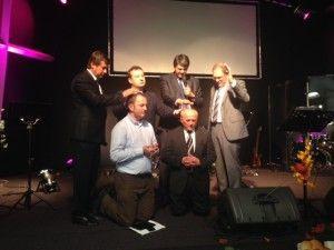 Deschiderea primei biserici baptiste românești în Olanda