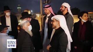 Arabi și evrei au sărbătorit împreună Hanuka | Știre Alfa Omega TV