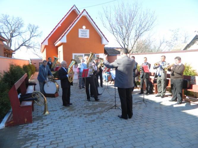 Încă o casă de rugăciune în comunitatea baptistă din Oltenia