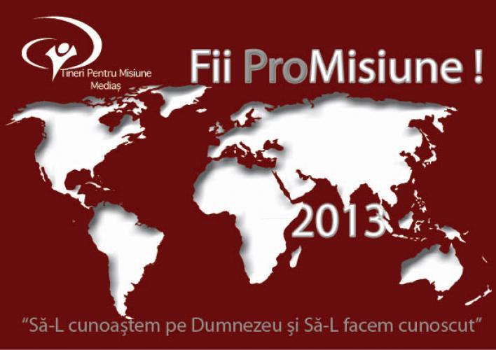 Festivalul ProMisiune 2013