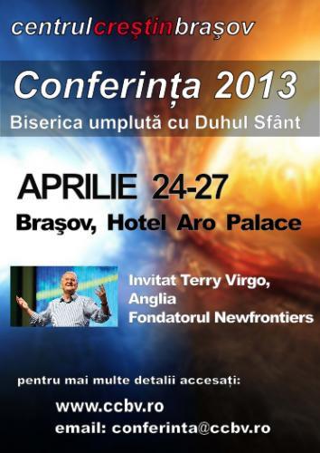 """Conferința """"Biserica umplută cu Duhul Sfânt"""""""