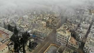 Numeroase ținte iraniene bombardate în Siria | AO NEWS