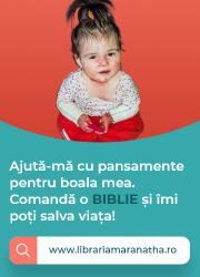 Sufar de o boală foarte gravă! Comanda o Biblie si AJUTA-MA sa imi platesc tratamentul!