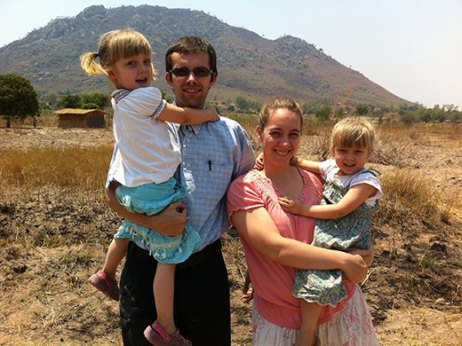 Vești de la misionarii români din Malawi