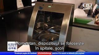 Soapy - un dispozitiv menit să învețe oamenii să se spele corect pe mâini | Știre Jerusalem Dateline