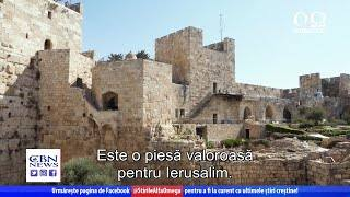 Proiect de restaurare istoric a Muzeului Turnul lui David | Știre Alfa Omega TV