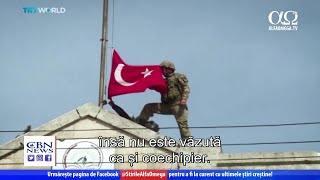 Turcia este tot mai mult o amenințare majoră pentru Orientul Mijlociu | Știre Alfa Omega TV
