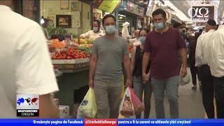 Crește numărul persoanelor infectate cu noul coronavirus în Israel | Știre Mapamond Creștin
