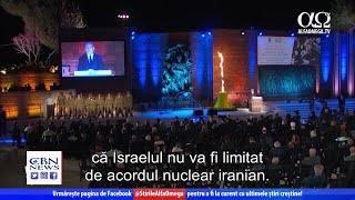 Israelul a comemorat Ziua Holocaustului