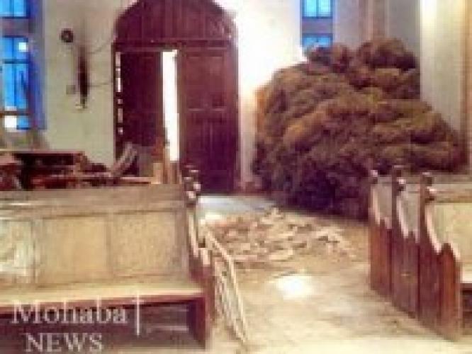 Dușmănia Iranului asupra creștinilor: distrugerea monumentelor naționale