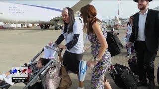 Crește numărul evreilor care se întorc în țara strămoșească  Mapamond creștin 826
