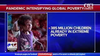 Milioane de copii rămân flămânzi din cauza pandemiei   Știre Mapamond Creștin