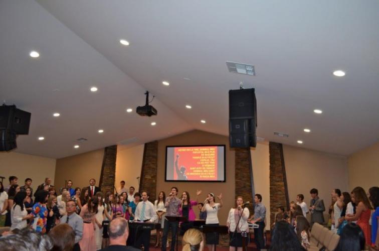 Optimismul pastorului Ted Oprea privind biserica Ekklesia din Arizona!