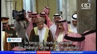 La curent cu Orientul Mijlociu  Știri de la televiziunea TV7, 28 iulie 2020
