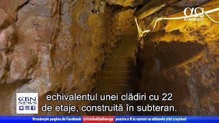 Imagine rară a unui tunel săpat de Hezbollah și descoperit de IDF | Știre Jerusalem Dateline