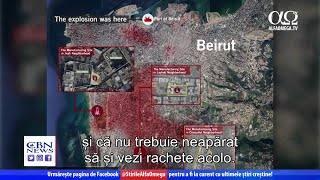 Israelul insistă pe faptul că Hezbollah dezvoltă rachete în Beirut | Știre Alfa Omega TV